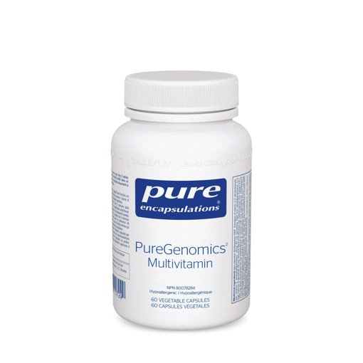 Picture of PureGenomics Multivitamin - 60 veggie capsules