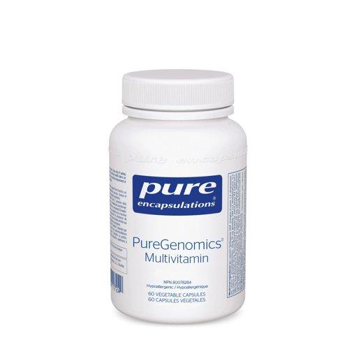 Picture of PureGenomics Multivitamin - 60 veggie capsules