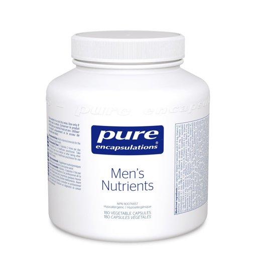Picture of Men's Nutrients - 180 veggie capsules