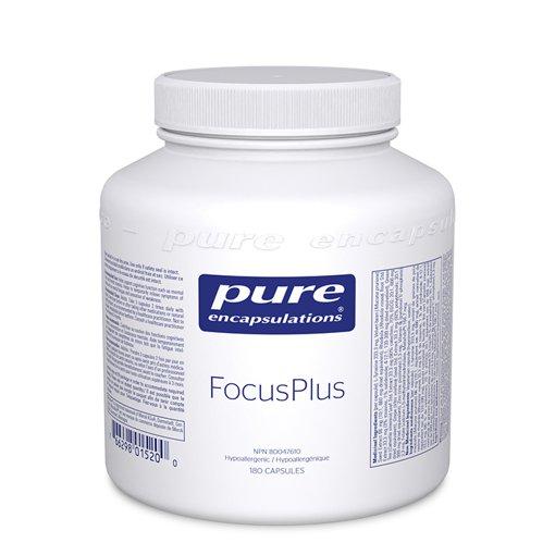 Picture of Focus Plus - 180 capsules