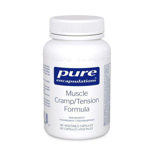Picture of Muscle Cramp Tension Formula - 60 veggie capsules