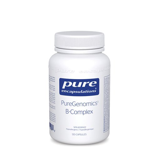 Picture of Puregenomics B Complex - 120 capsules