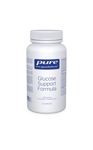 Picture of Glucose Support Formula - 60 capsules