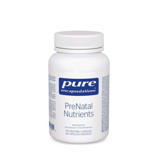 Picture of Prenatal Nutrients - 120 veggie capsules