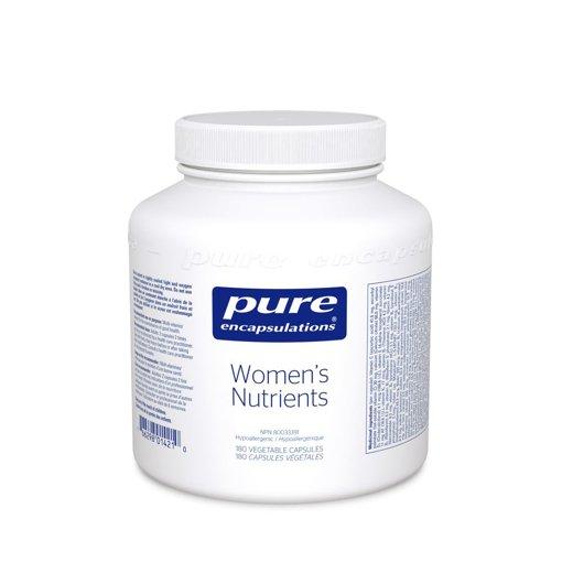 Picture of Women's Nutrients - 180 veggie capsules