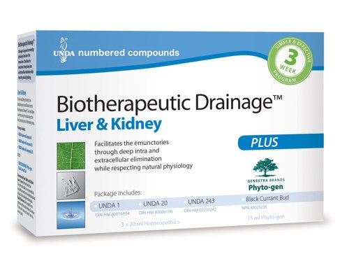 Picture of Biotherapeutic Drainage Liver & Kidney - 75 ml