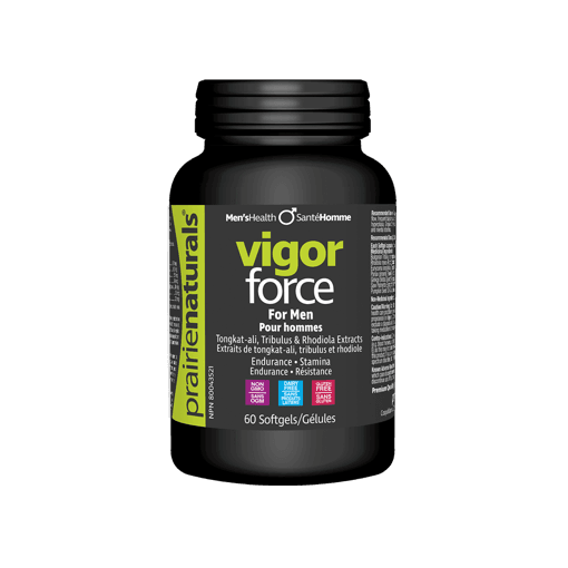 Picture of Vigor-Force - 60 soft gels