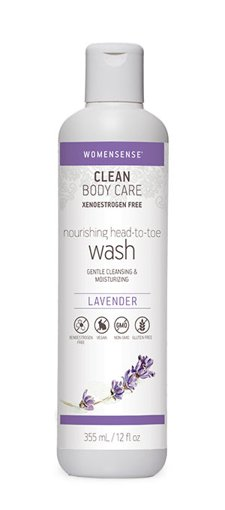 Picture of Head to Toe Body Wash - Lavender - 355 ml