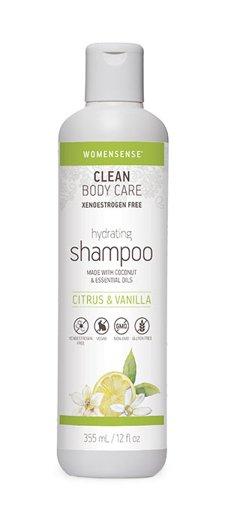 Picture of Hydrating Shampoo - Citrus & Vanilla - 355 ml
