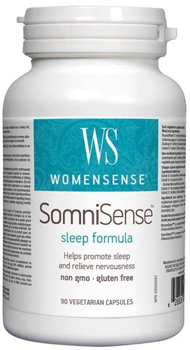 Picture of SomniSense - 90 veggie capsules