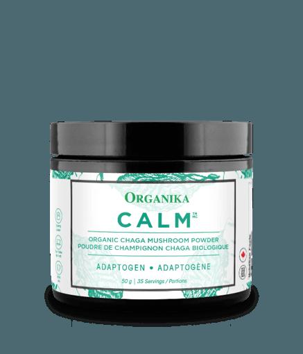 Picture of Calm Chaga Mushroom Powder - 50 g