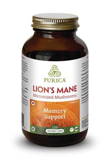 Picture of Lions Mane - 120 capsules