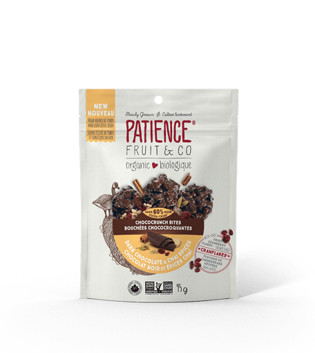 Picture of Chococrunch Bites - Dark Chocolate & Chai Spices - 95 g