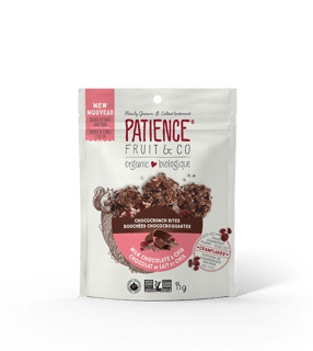Picture of Chococrunch Bites - Milk Chocolate & Chia - 95 g