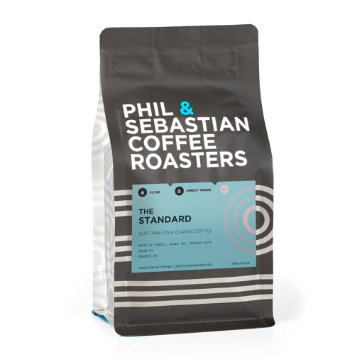 Picture of Coffee Roasters - The Standard Filter - 340 g