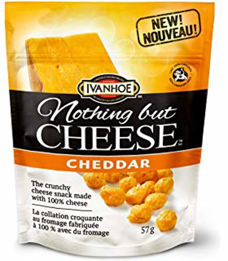 Picture of Nothing But Cheese - Cheddar - 57 g