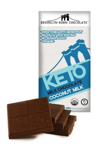 Picture of Keto Milk Chocolate - Coconut Milk - 60 g
