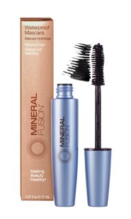 Picture of Waterproof Mineral Mascara - Raven - 17 ml