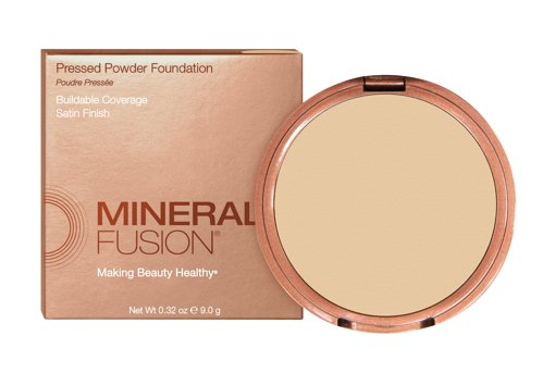 Picture of Pressed Powder Foundation - Olive 1 - 9 g