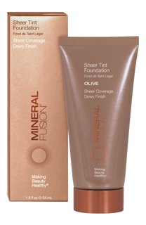 Picture of Sheer Tint Mineral Foundation - Olive - 54 ml