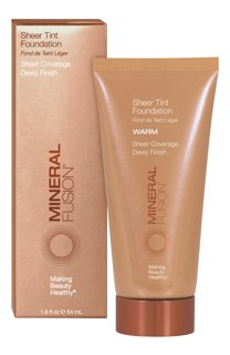 Picture of Sheer Tint Mineral Foundation - Warm - 54 ml