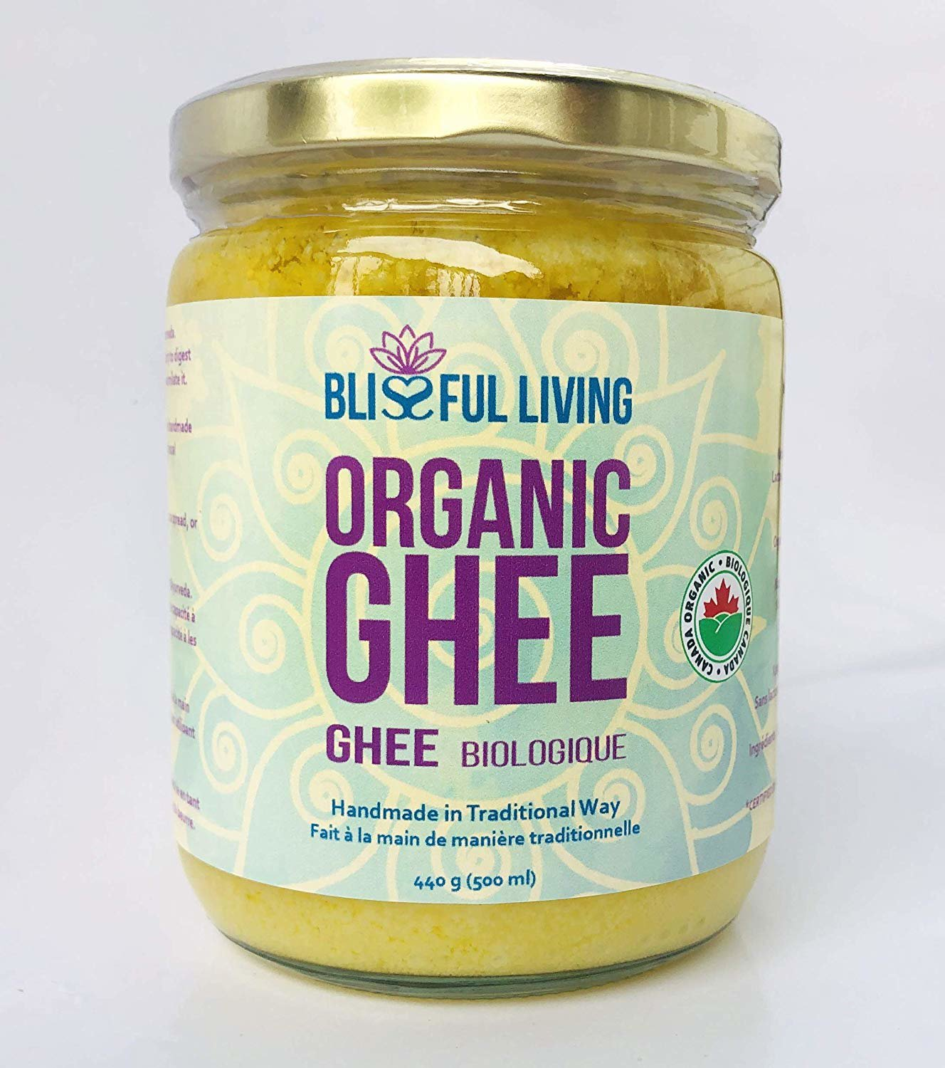 Picture of Organic Ghee - Traditional - 500 ml
