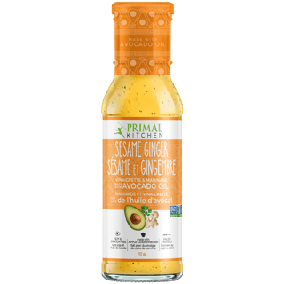 Picture of Vinaigrette & Marinade Made With Avocado Oil - Sesame Ginger - 237 ml