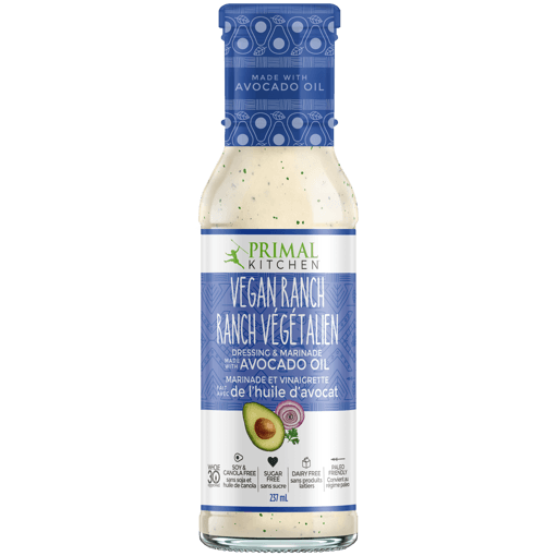 Picture of Dressing & Marinade Made With Avocado Oil - Vegan Ranch - 237 ml