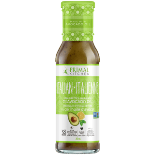 Picture of Vinaigrette & Marinade Made With Avocado Oil - Italian - 237 ml