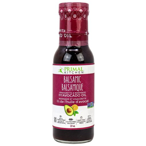 Picture of Vinaigrette & Marinade Made With Avocado Oil - Balsamic - 237 ml