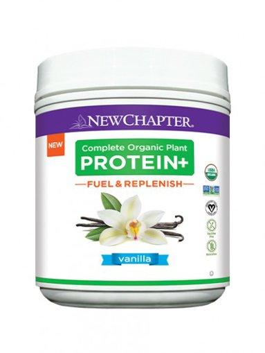 Picture of Plant Protein+ Fuel & Replenish - Vanilla - 435 g