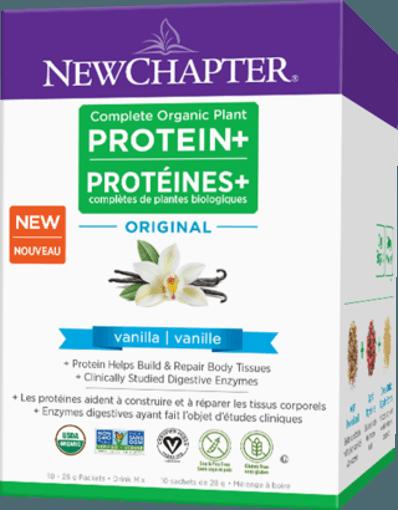 Picture of Plant Protein+ Original - Vanilla - 28 g