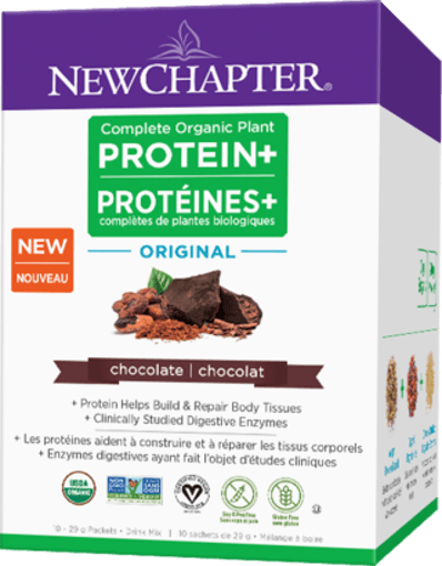Picture of Plant Protein+ Original - Chocolate - 28 g