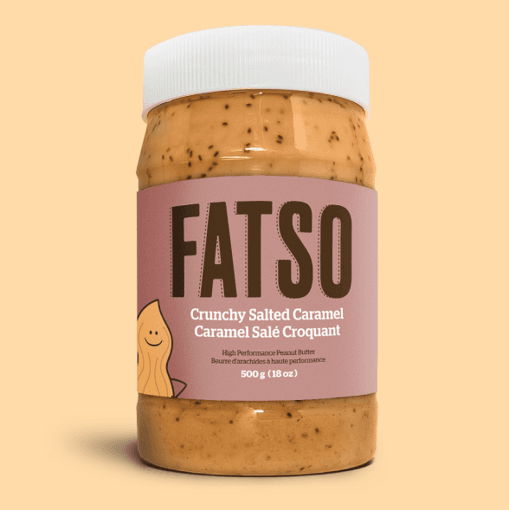 Picture of High Performance Peanut Butter - Crunchy Salted Caramel - 500 g