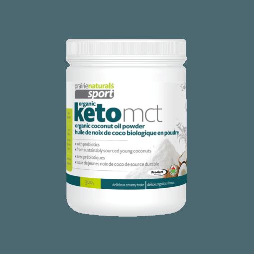 Picture of Keto MCT Coconut Oil Powder - 300 g