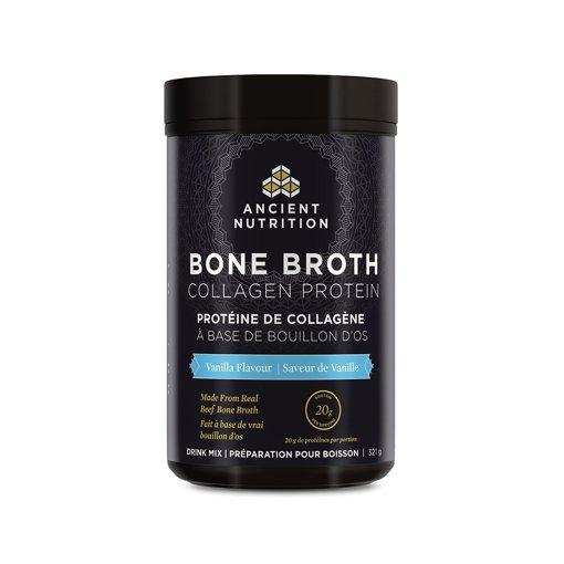 Picture of Bone Broth Collagen Protein - Vanilla - 321 g