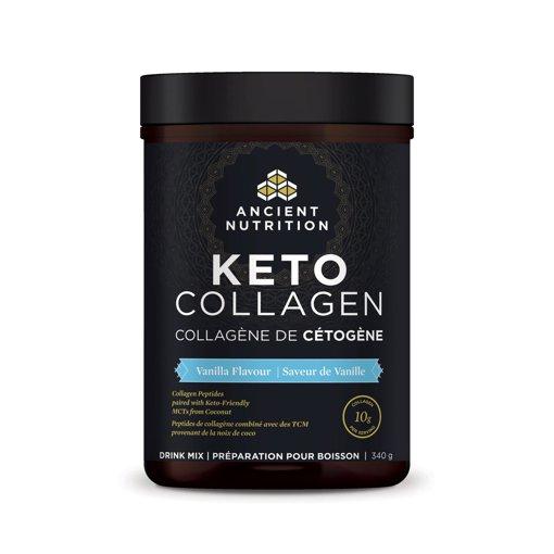 Picture of Keto Collagen - Vanilla - 340 g