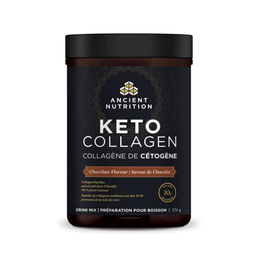 Picture of Keto Collagen - Chocolate - 374 g