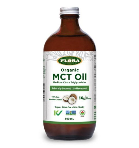 Picture of Organic MCT Oil - 500 ml