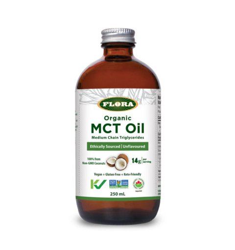 Picture of Organic MCT Oil - 250 ml