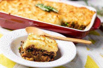 Picture of Meatless Shepherd's Pie