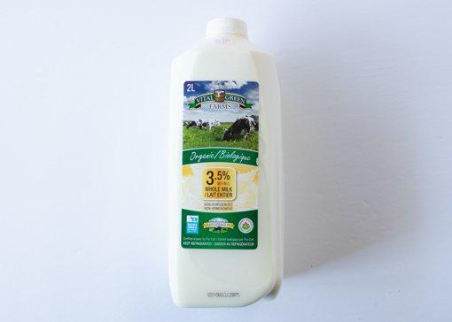 Picture of 3.5% Whole Milk - 2 L
