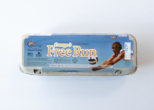 Picture of Egg - Large - Free Run - 12 count