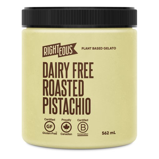 Picture of Gelato Roasted Pistachio - Plant Based - 652 ml