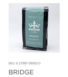 Picture of Coffee - Bridge - Medium Roast - 340 g