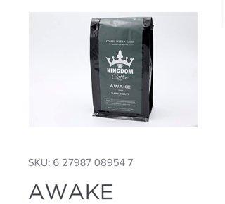 Picture of Coffee - Awake - Dark Roast - 340 g