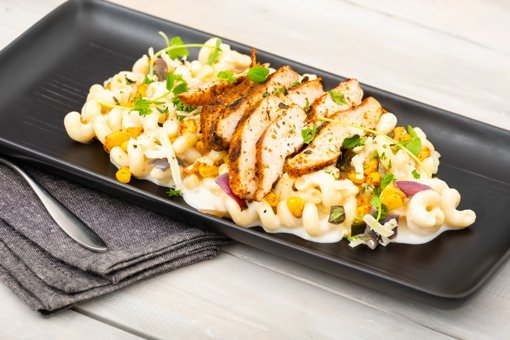 Picture of Blackened Chicken Mac & Cheese - 390 g