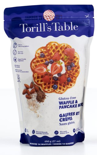 Picture of Waffle and Pancake Mix - 480 g
