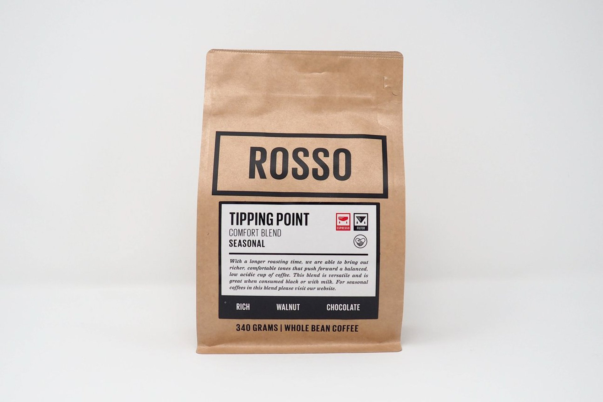 Picture of Coffee - Tipping Point Comfort Roast - 340 g