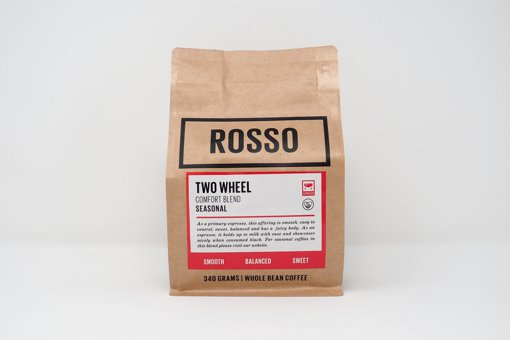 Picture of Coffee - Two Wheel Espresso Roast - 340 g